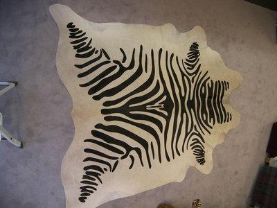 Koe print Zebra