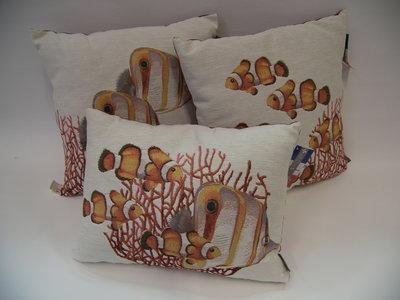 Art de Lys anemoonvissen set-3st