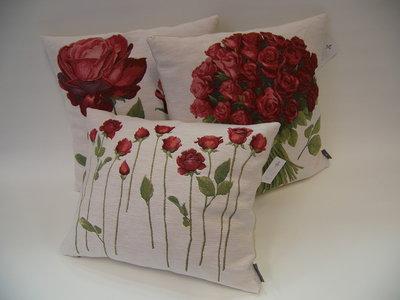 Art de Lys rode rozen set2-3st