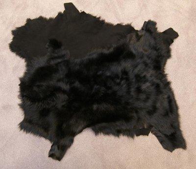 Toscaans lam zwart