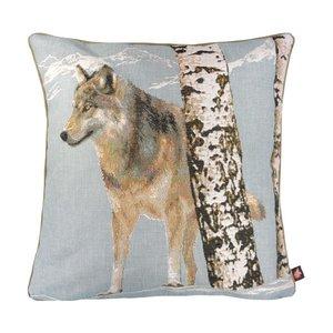 Art de Lys-1 wolf zilverberk