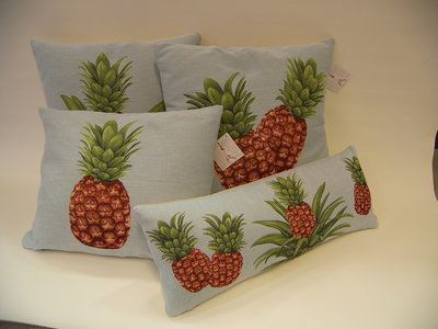 Art de Lys ananas set6-4st